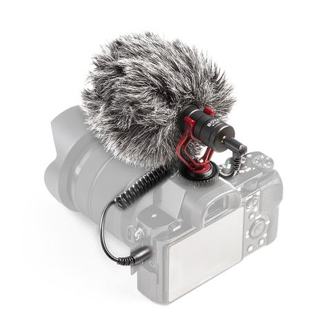 Компактный всенаправленный микрофон Boya BY-MM1