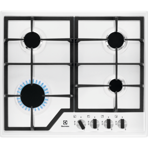 Газовая варочная панель Electrolux GPE263MW
