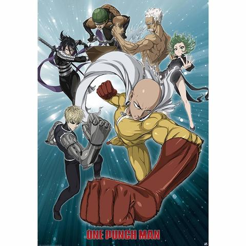 Постер  ONE PUNCH MAN: Poster Group