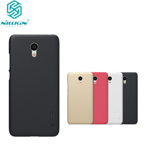 Чехол-бампер NILLKIN Super Frosted Shield для Meizu Meilan 6/M6