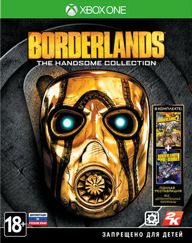 Xbox One Borderlands: The Handsome Collection (английская версия)