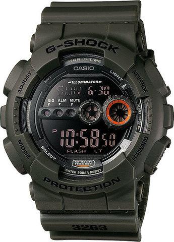 Купить Наручные часы Casio GD-100MS-3ER по доступной цене