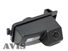 Камера заднего вида для Nissan Tiida HATCHBACK Avis AVS326CPR (#062)
