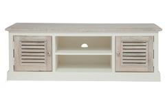 TV тумба Secret De Maison Ривьера (RIVIERA) ( mod.2141 ) — Antique white/white wash