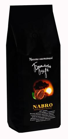 Кофе в зернах Брилль Cafe «NABRO» 1 кг
