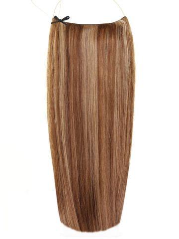 Волосы на леске Flip in- цвет #4-27- длина 70 см