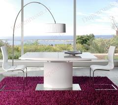 Обеденный стол DUPEN (Дюпен) DT-01 белый