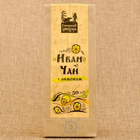 Иван-чай с лимоном Сибирский Знахарь, 50г