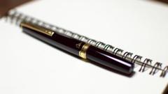 Перьевая ручка Elite 95s Black (перо Medium)