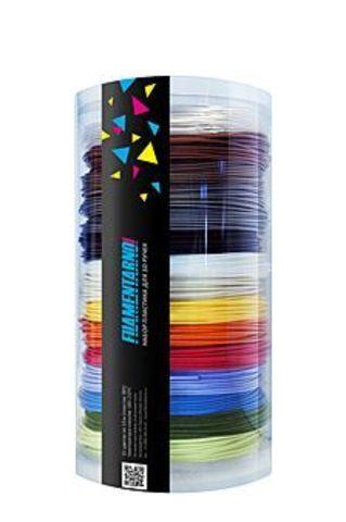 3D PENS Подарочный набор для 3D-ручек (15 цветов по 10 м)