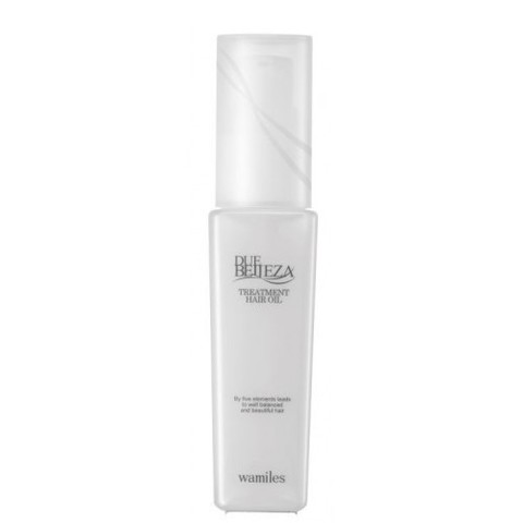 Масло для ухода за волосами Wamiles Due Belleza Treatment Hair Oil, 50 мл