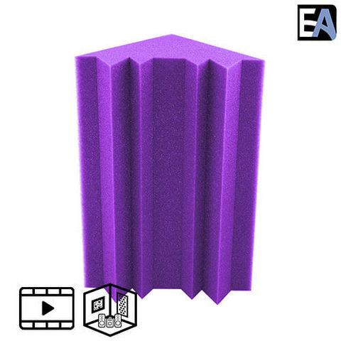 ECHO BLACK Бас ловушка BassTrap 250 Фиолетовый