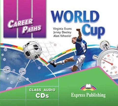World Cup (ESP). Audio CDs (set of 2). Аудио CD (2 шт).