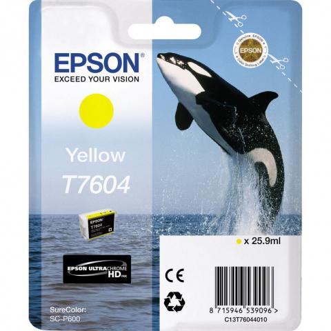 Картридж Epson C13T76044010