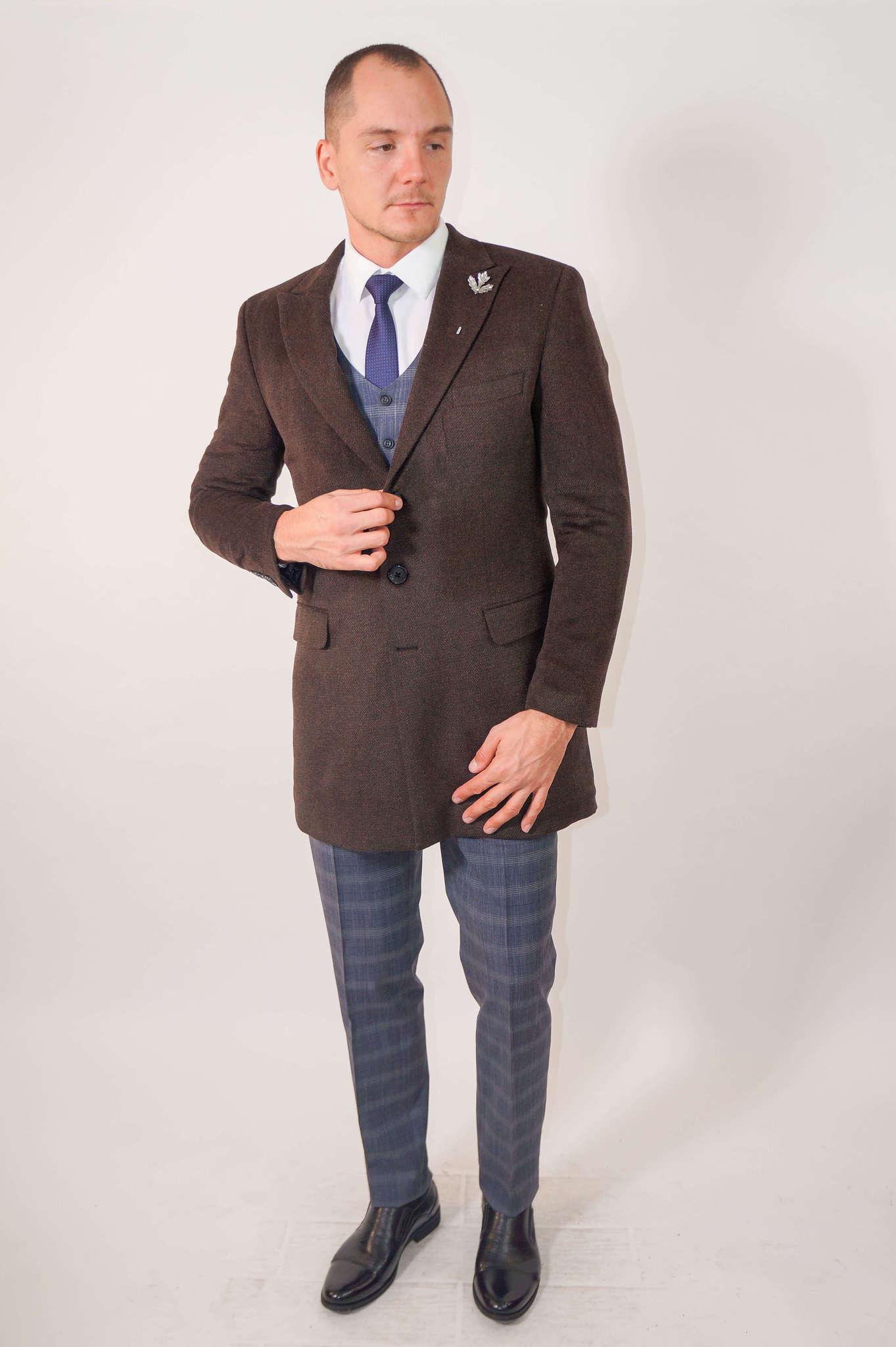 Пальто SACO / Пальто -  slim fit DSC02458.jpg