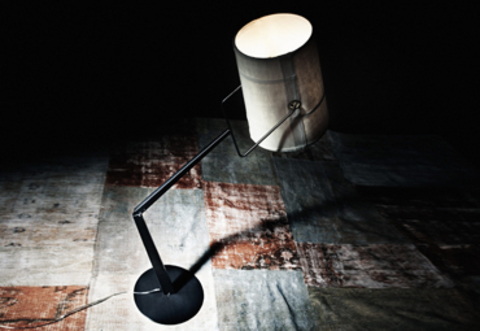 replica  Diesel Fork table lamp