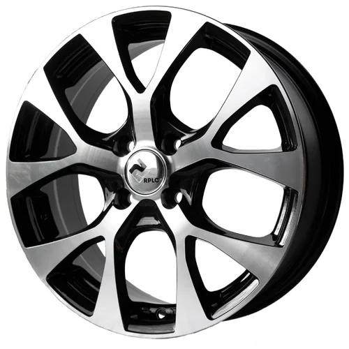 Колесный диск RPLC-Wheels KI54 6x16 литой диск nz wheels sh655 6x15 5x112 d57 1 et47 silver