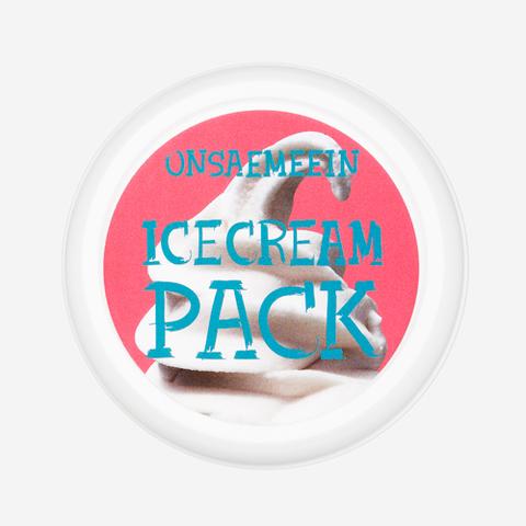 Очищающий крем ONSAEMEEIN Ice Cream Pack 100ml