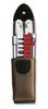 Мультитул Victorinox SwissTool Spirit Plus, 105 мм, 38 функций, кожаный чехол*