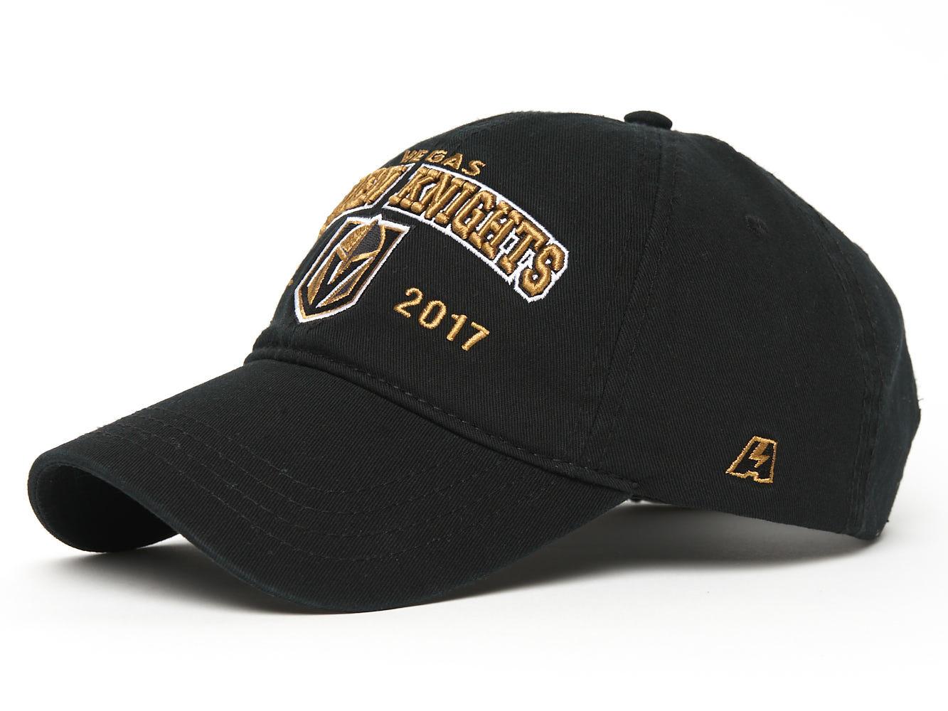 Бейсболка NHL Vegas Golden Knights est. 2017