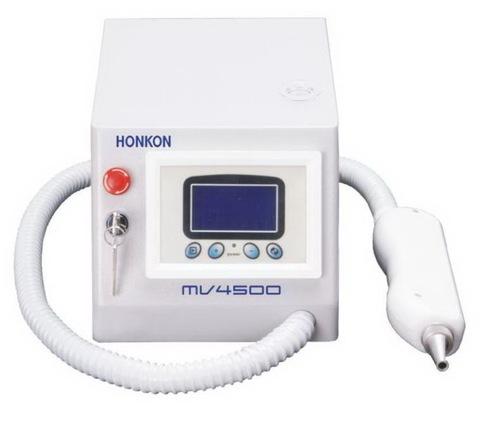 Неодимовый лазер для удаления татуировок MV4500
