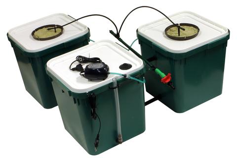 Гидропонная система CubePot TRIO