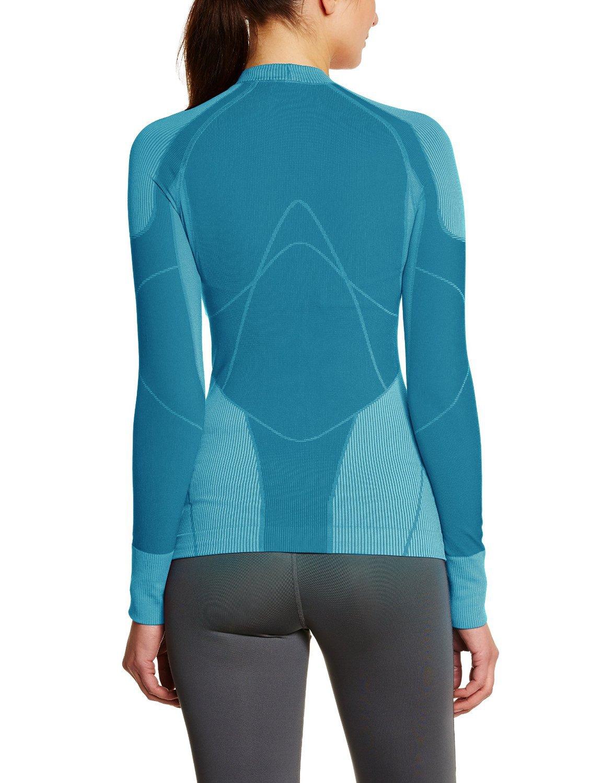 Термобелье Рубашка Craft Warm Blue женская (1901632-2318) фото