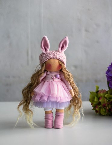Лялька Флафі - Collection Funny dolls