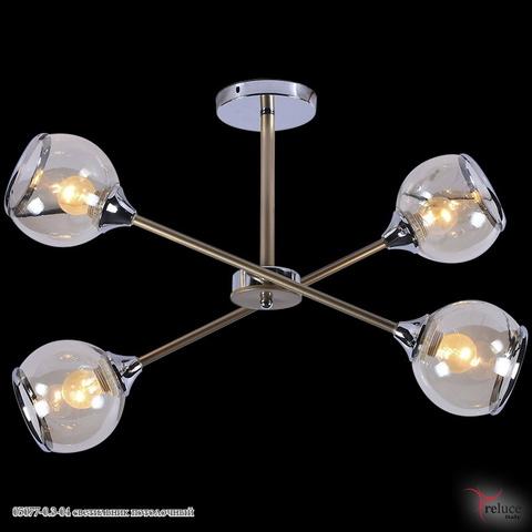 05077-0.3-04 светильник потолочный