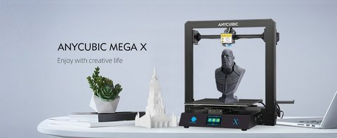 3D-принтер Anycubic Mega-X