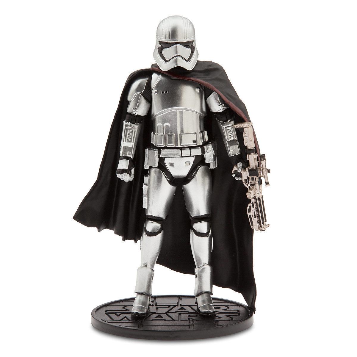 Фигурка Капитана Фазма - Star Wars Elite Series