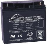 Аккумулятор LEOCH DJW12-18 ( 12V 18Ah / 12В 18Ач ) - фотография