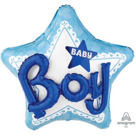 Фигура фольга Baby