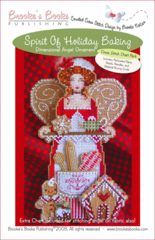 Brooke`s Books Publishing Spirit of Holiday Baking Angel