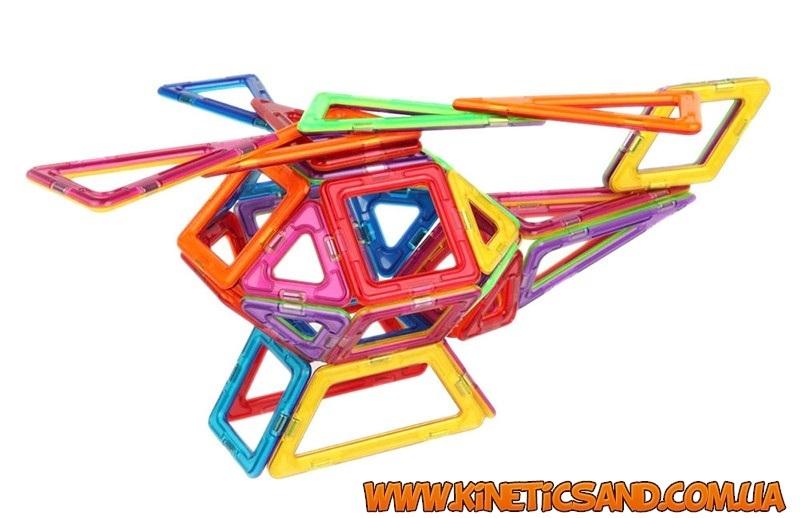 Magformers Дизайнер, 62 элементов Магформерс