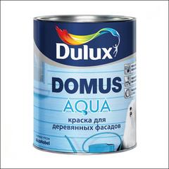 Краска фасадная Dulux DOMUS AQUA BW (белый)