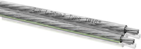 Oehlbach Silverline Speaker Cable 2x1,5mm 100m, кабель акустический