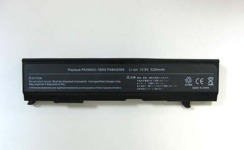 Аккумулятор для Toshiba A100 M100 A80 M40 (10.8V 5200mAh)