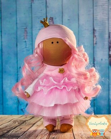 Лялька Поллі. Колекція La Petite.