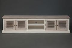 TV тумба Secret De Maison Ривьера (RIVIERA) ( mod.2320 ) — Antique white/white wash