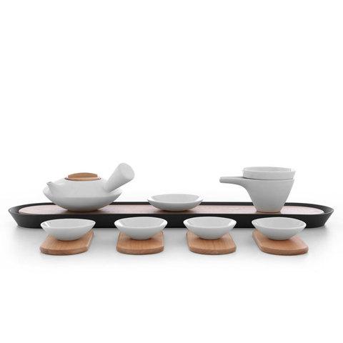 Набор для чайной церемонии Pure™ 12 предметов, артикул V81602, производитель - Viva Scandinavia