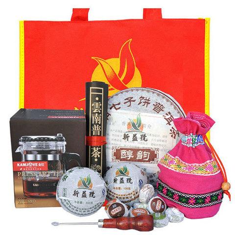 Китайский чай в подарок