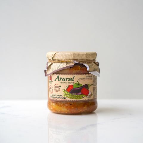Аджапсандал кавказский деликатес Ararat, 460 гр