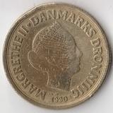 K6095, 1990, Дания, 20 крон