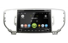 Штатная магнитола на Android 8.0 с DPS для Kia Sportage 4 16+ Roximo CarDroid RD-2309D