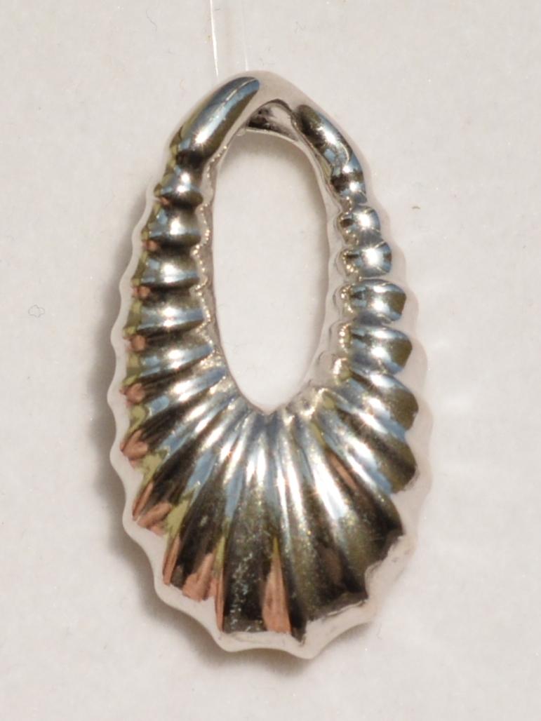 Снейл (кулон из серебра)