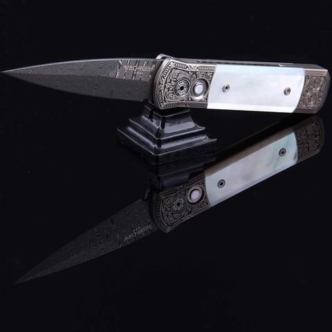 Автоматический нож Pro-Tech модель Custom Godson Bottega MOP