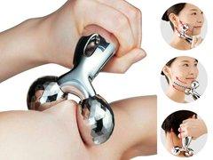 Массажер 3D для лица и тела