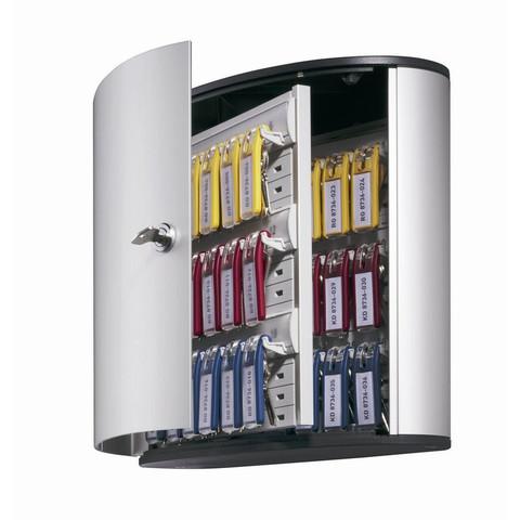 Метал.Мебель DURABLE 1952-23 ящик для ключей на 36 брелоков 302х118х280