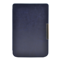 Чехол Hard Case With Clips для PocketBook 614/615/624/625/626/640/641 Dark Blue Темно-синий